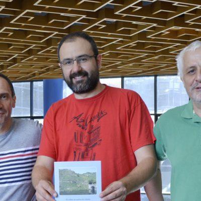 Publicación Investigadores CITACA Universidade de Vigo