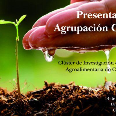 Cartel xornada presentación CITACA